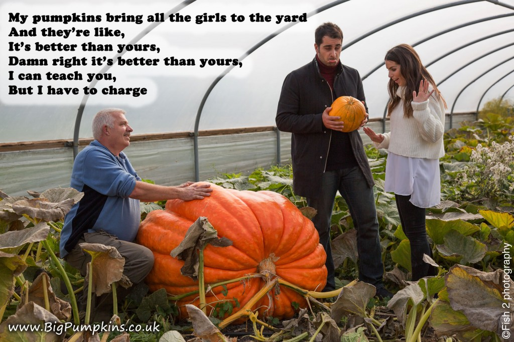 Kelis Milkshake pumpkin parody