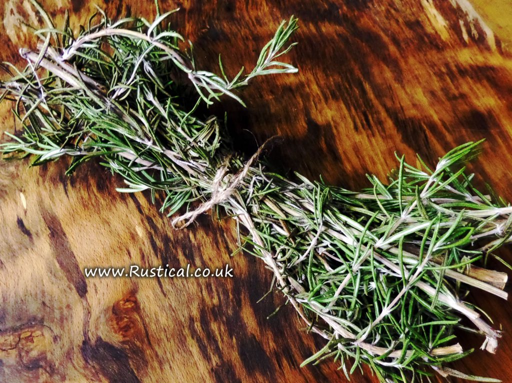 Rosemary Twigs for Smoker or BBQ