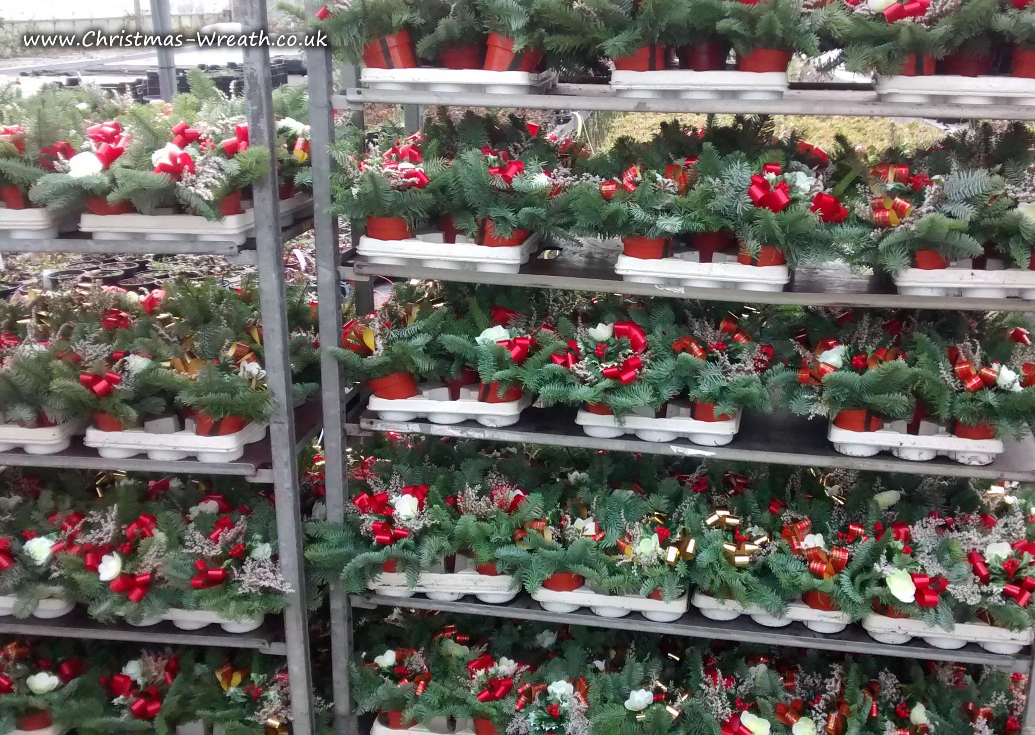Wreaths Rustical