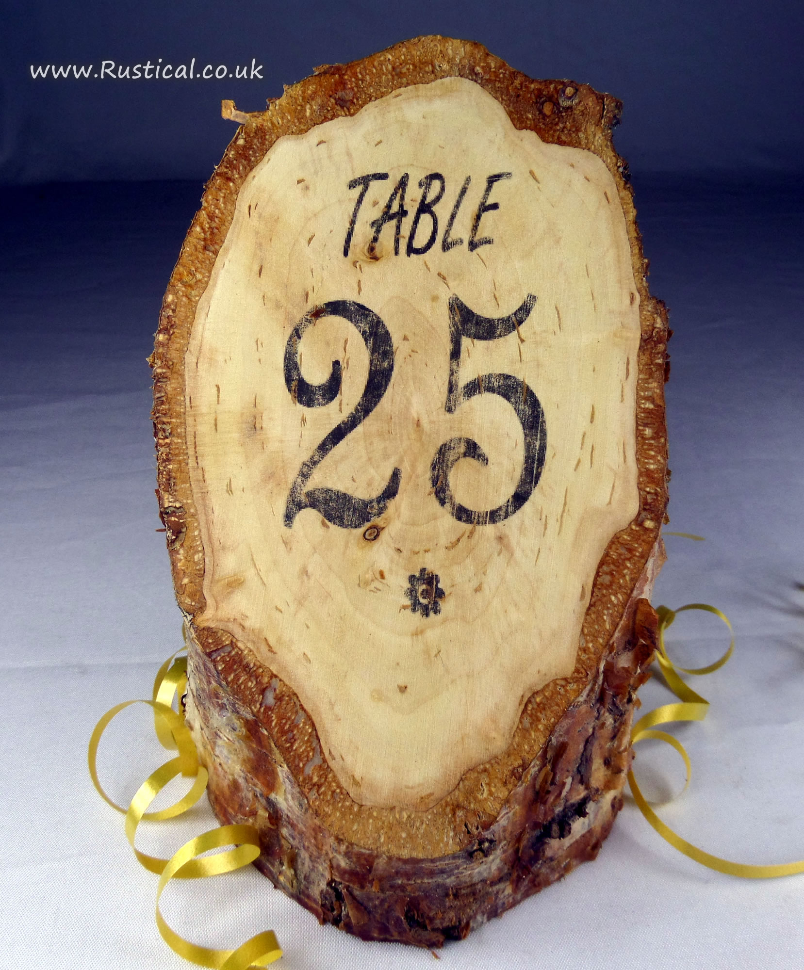 Large log table numbers