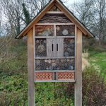 The Bug Hotel at BASF Rehhutte
