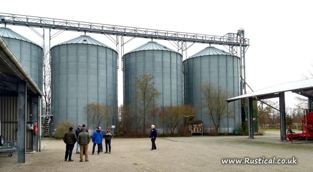 Farm Tour at BASF Rehhutte