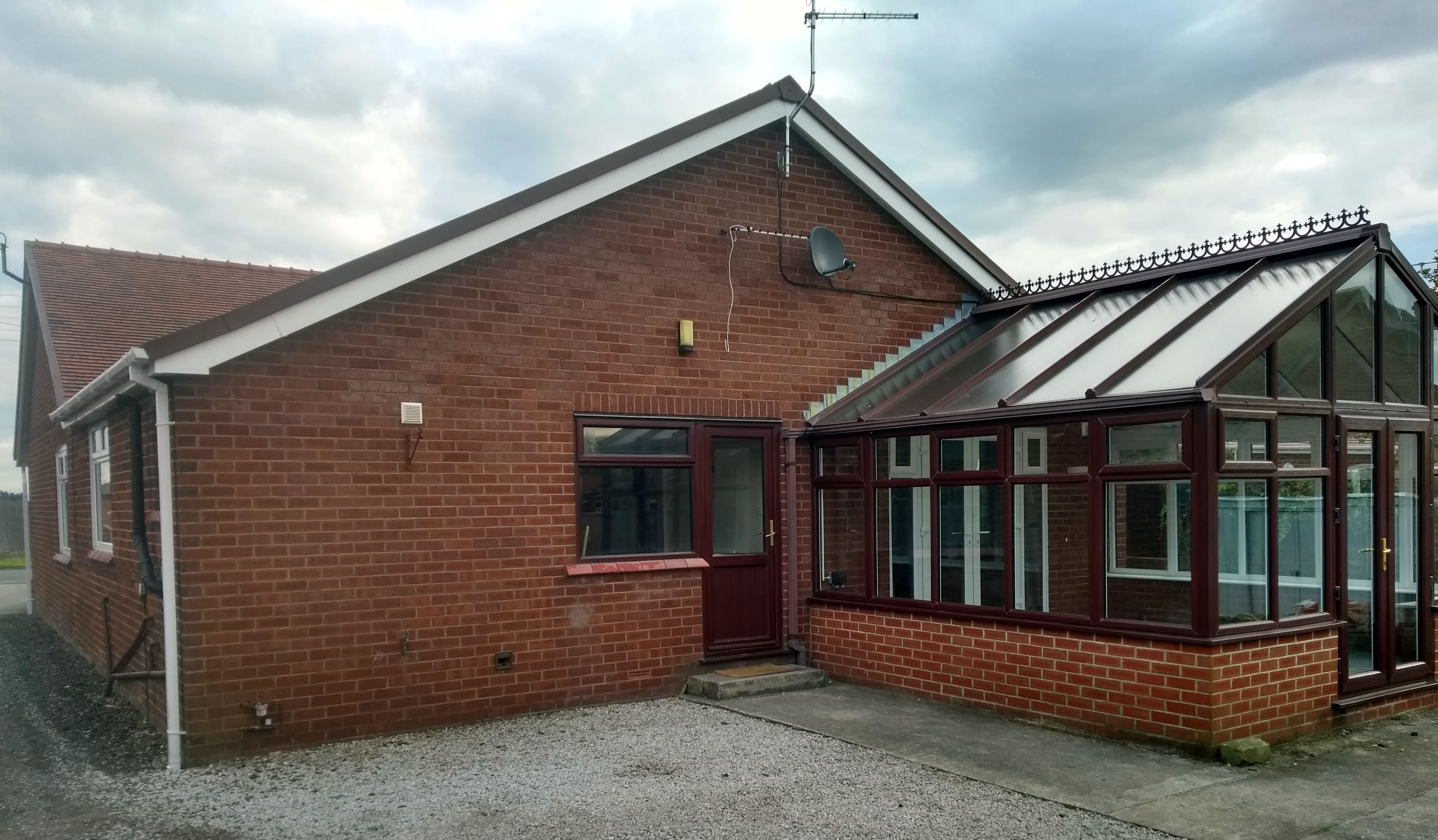 Large bungalow available to rent